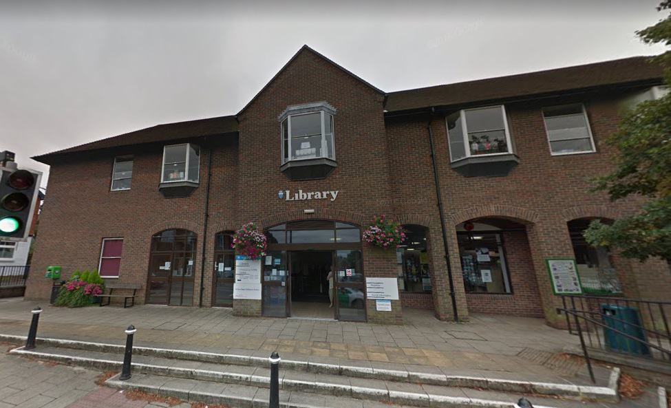 East Grinstead Registry Office