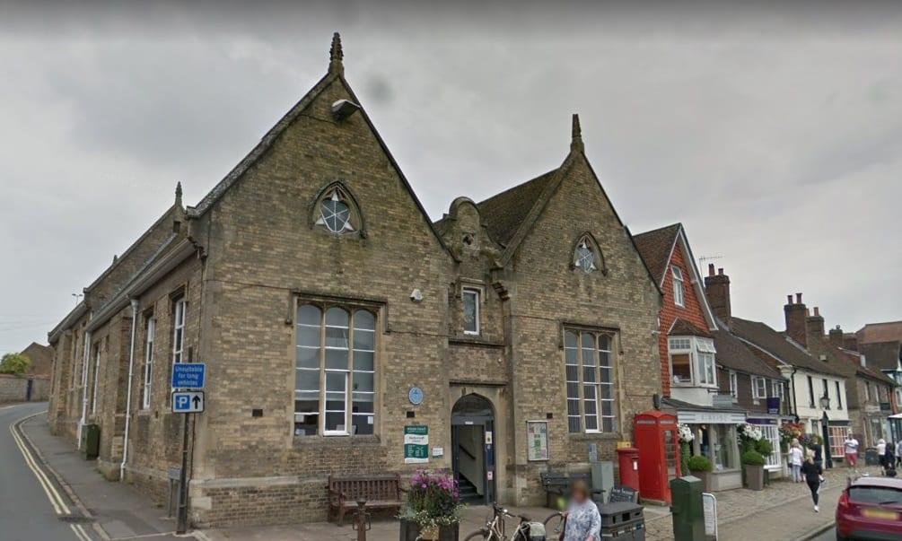 Marlborough Library Registry Office