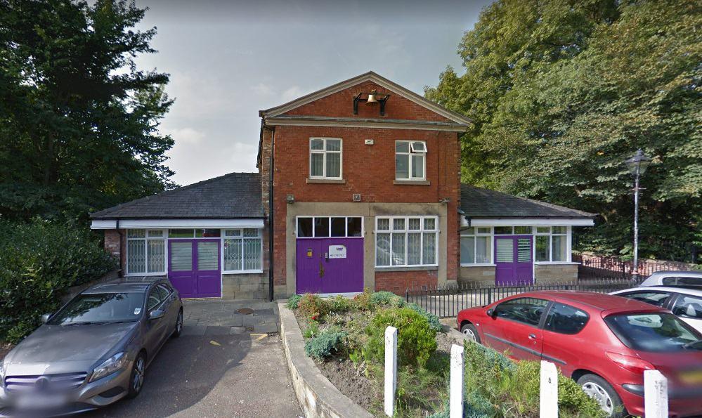 Bolton Registry Office
