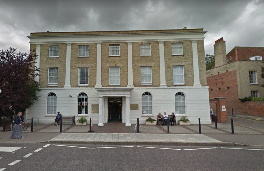 Witham Registry Office