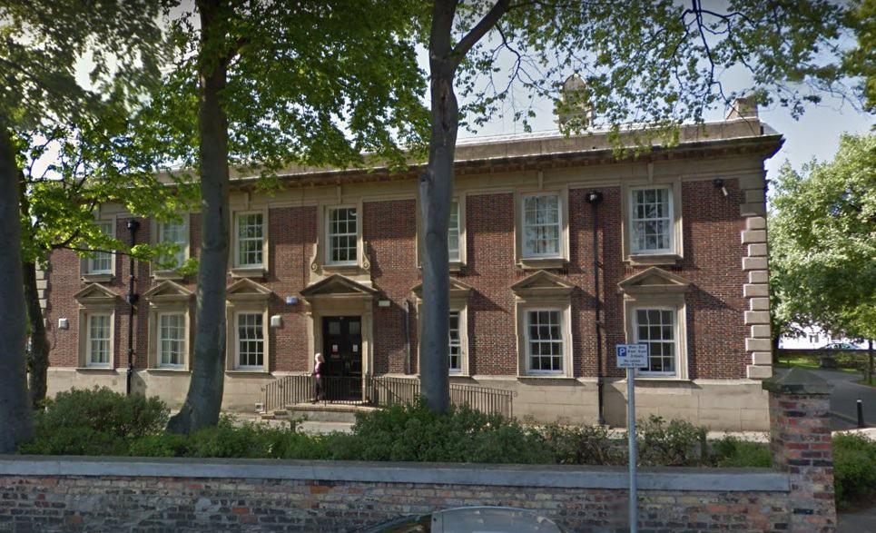Bridlington Registry Office
