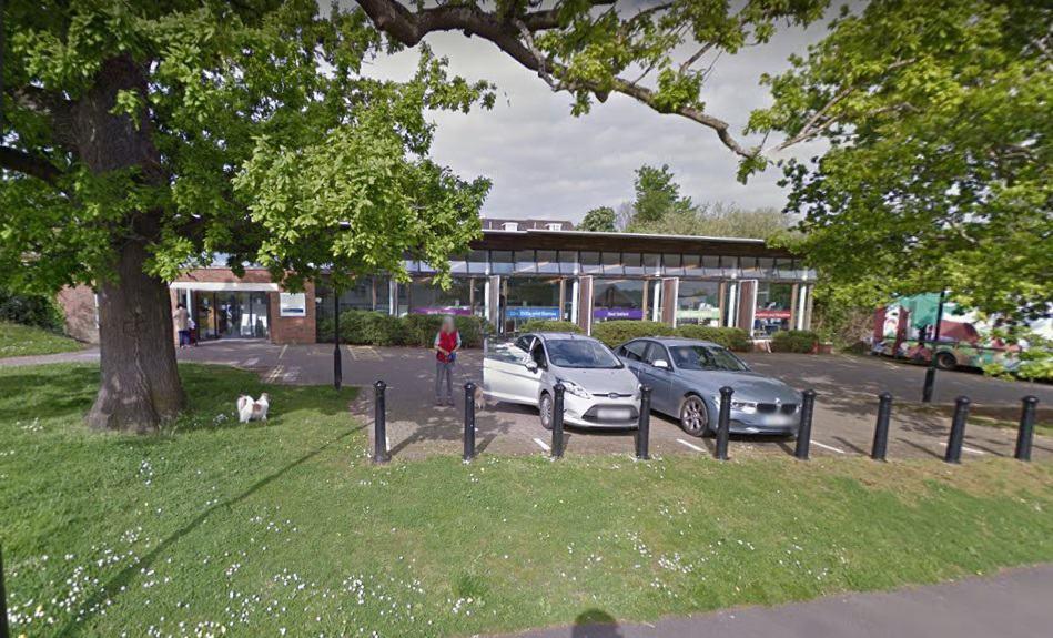 Lymington Library Registry Office