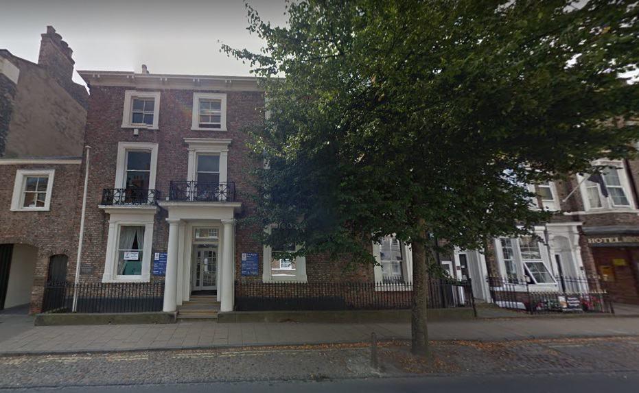 York Registry Office