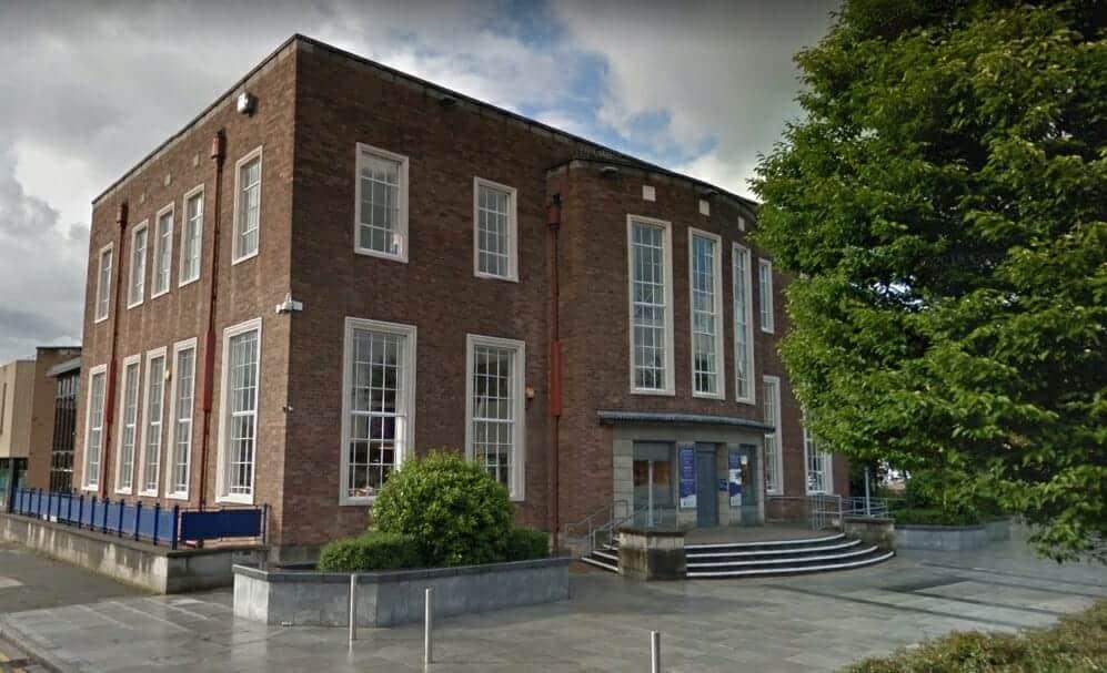 Ellesmere Port Registry Office