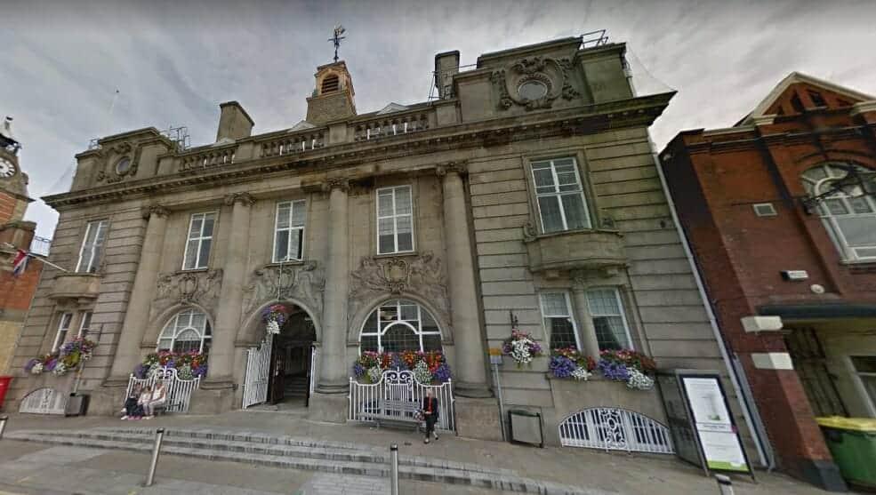 Crewe Registry Office