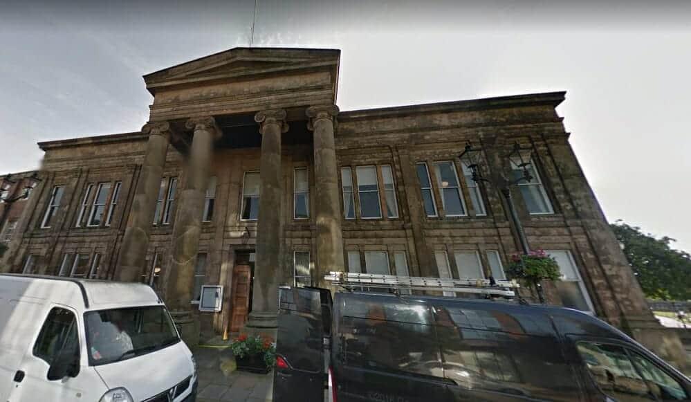 Macclesfield Registry Office
