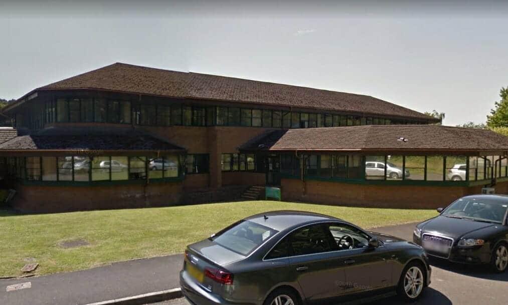 Brecon Registry Office