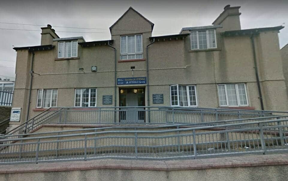 Holyhead Registry Office
