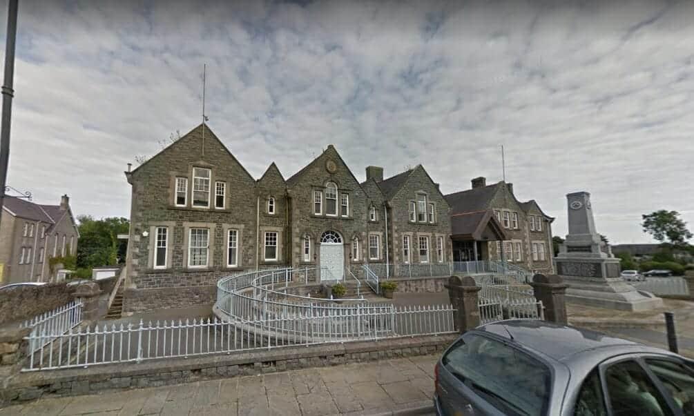Llangefni Registry Office