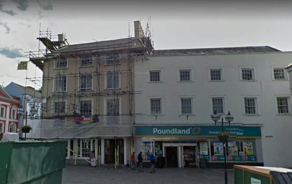 Pembrokeshire District Registry Office