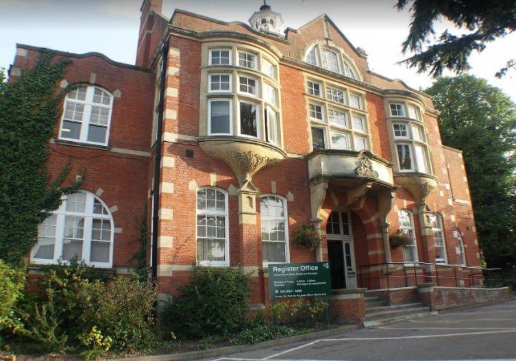Kingston upon Thames Registry Office