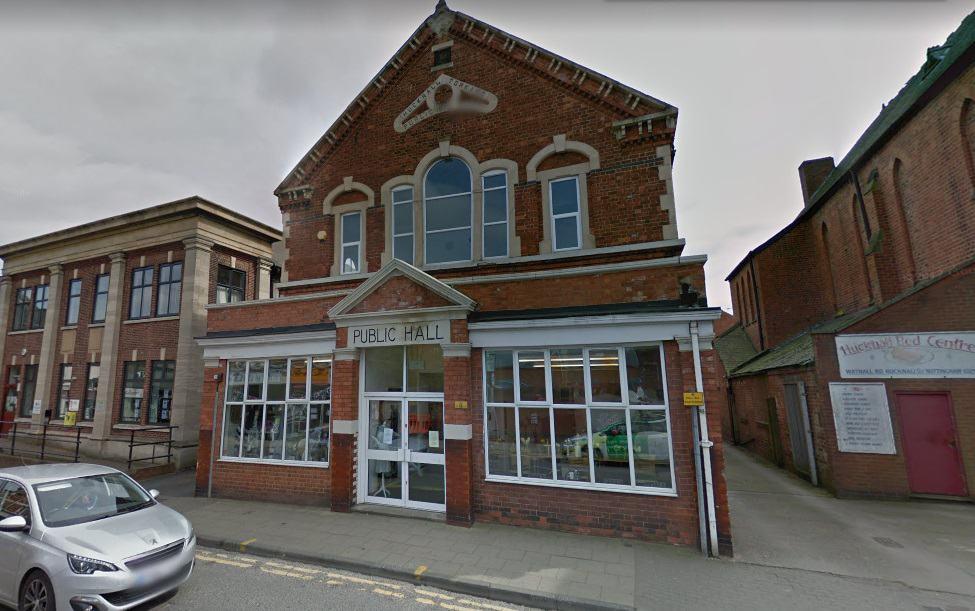 Hucknell Registry Office