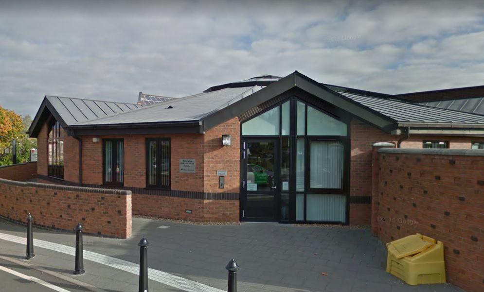 Telford Registry Office