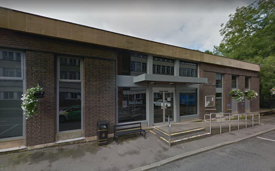 Chelmsley Wood Registry Office