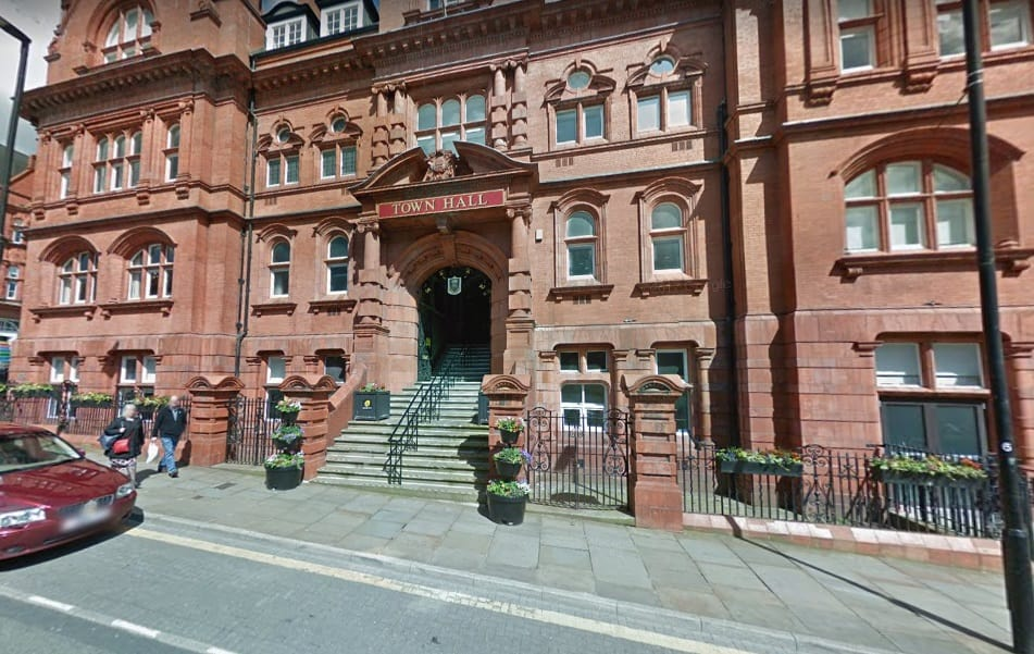Leigh Registry Office