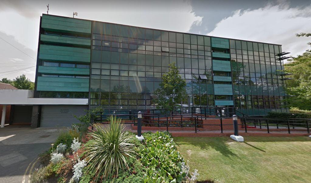 Halton Registry Office
