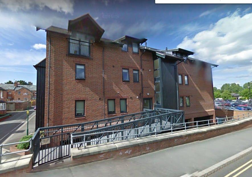 Shrewsbury Registry Office