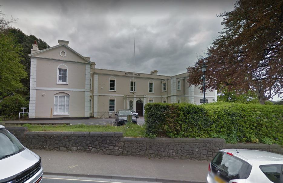 Teignmouth Registry Office