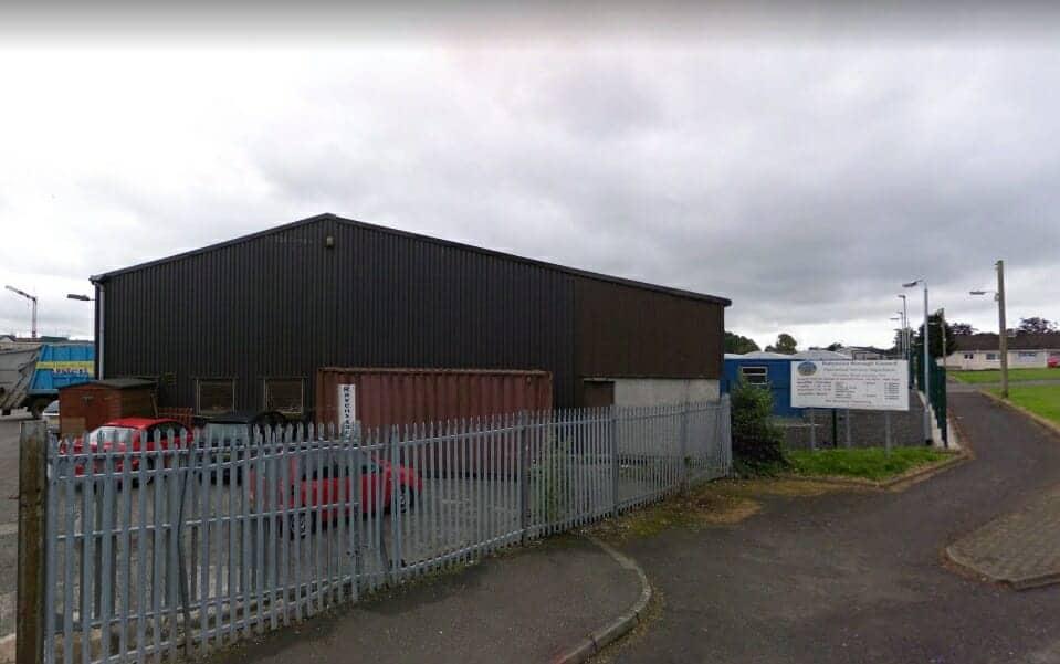 Ballymena Registry Office