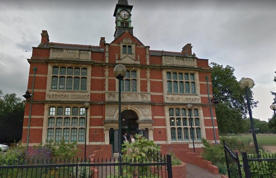 Newham Registry Office
