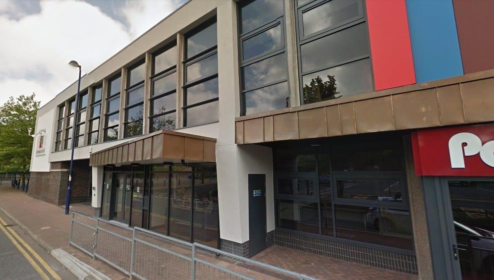 Kirkby Registry Office