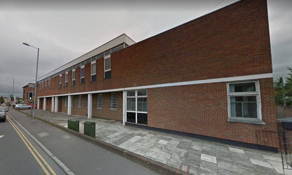 Trowbridge Registry Office
