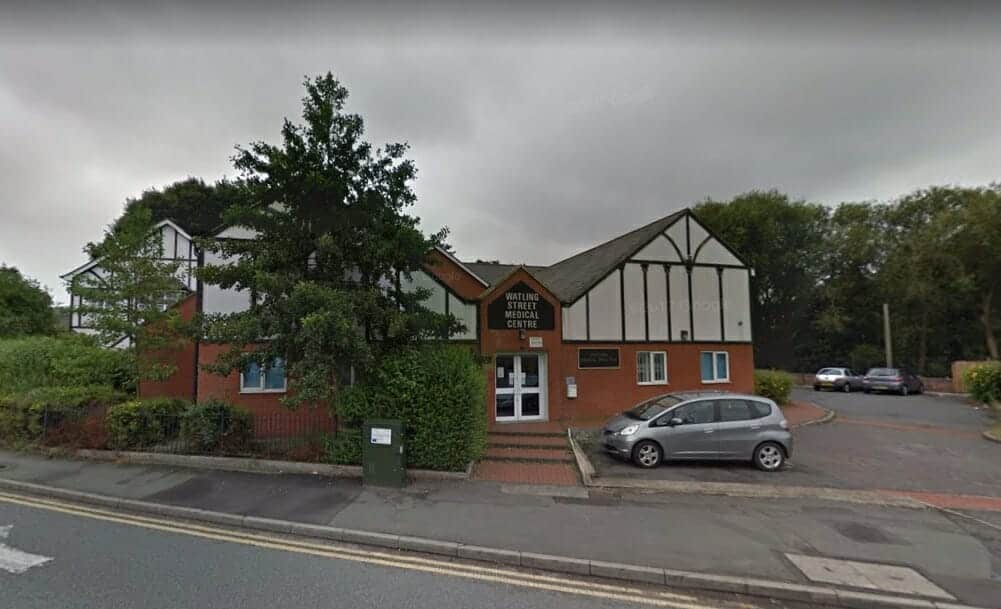 Northwich Registry Office