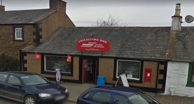 Crocketford Post Office