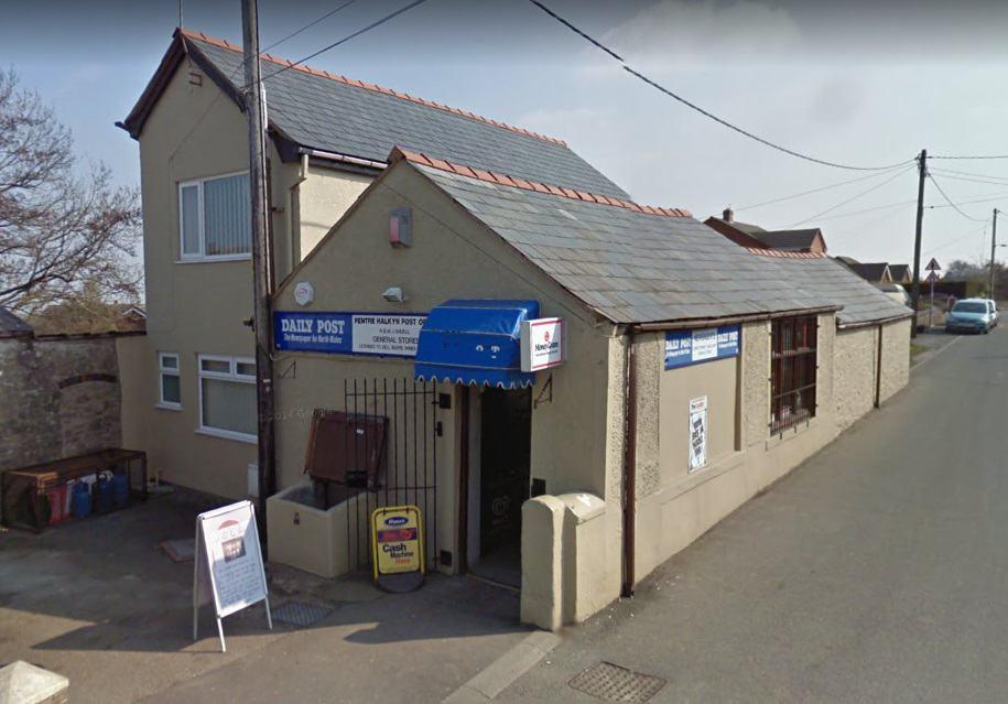Pentre Halkyn  Post Office