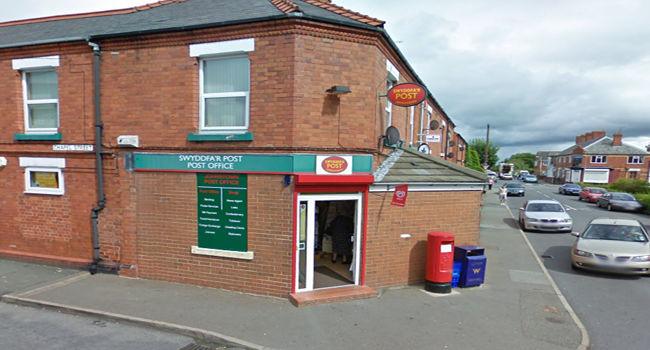 Johnstown Post Office