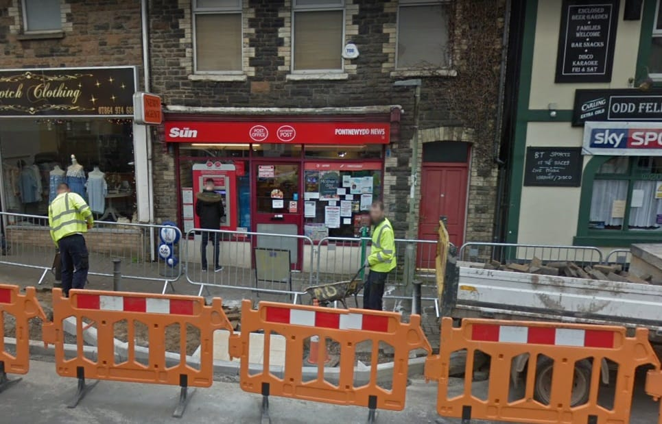 New Street Post Office