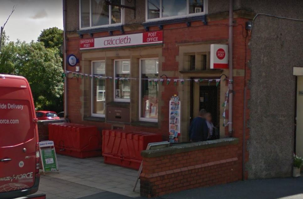 Criccieth Post Office