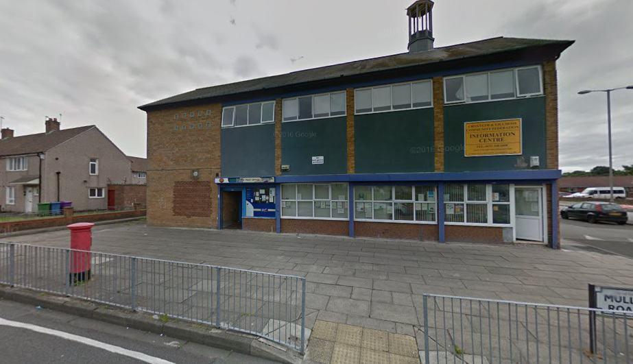 Moss Way Post Office