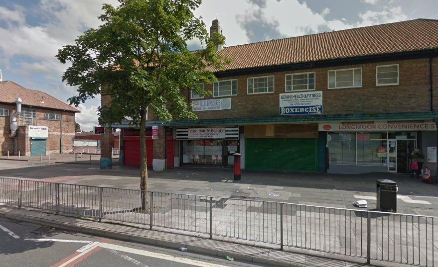 Longmoor Lane Post Office