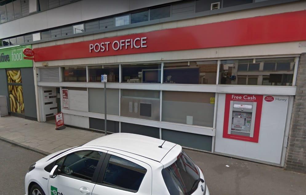 Raynes Park Post Office