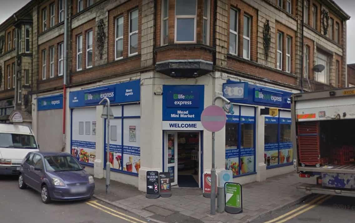 Talbot Road Post Office