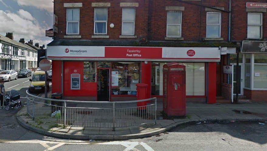 Fazakerley Post Office