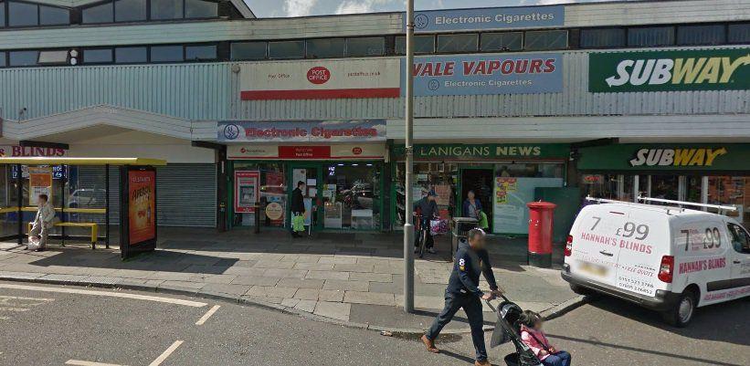 Walton Vale Post Office