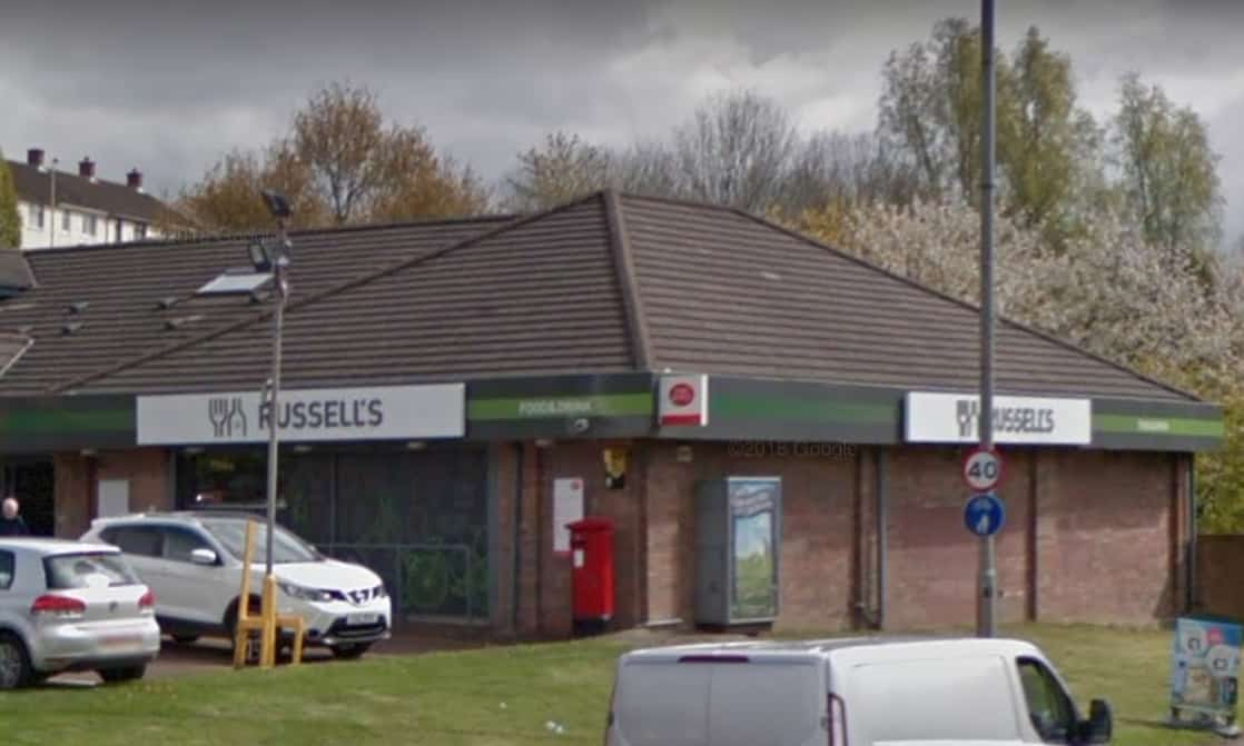 Milltown Post Office