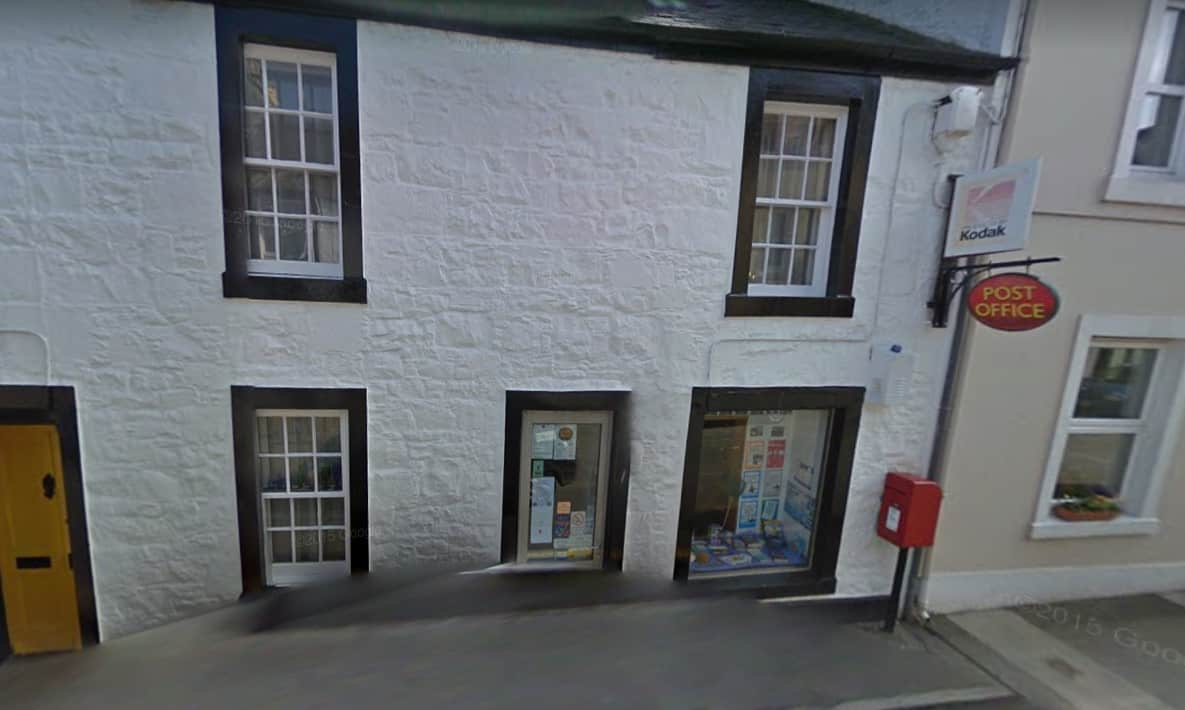 New Galloway Post Office