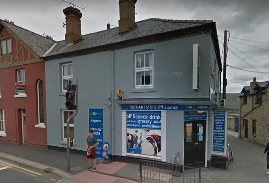 Trefnant Post Office