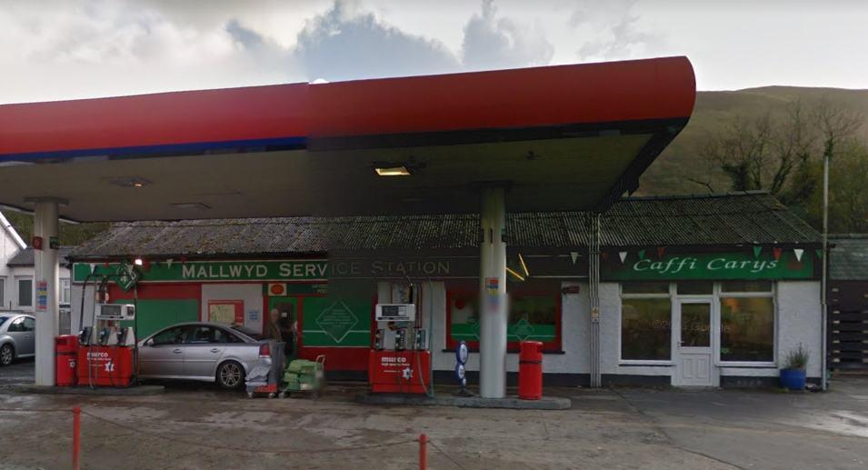 Mallwyd Post Office