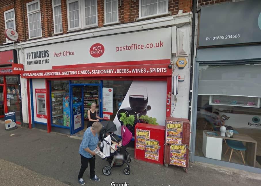 North Hillingdon Post Office