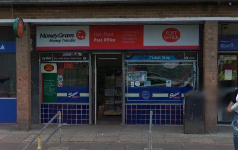Hunt Road Post Office