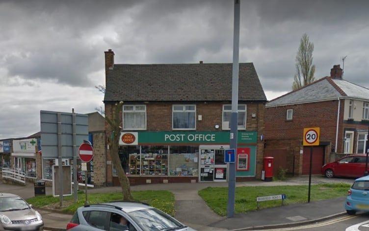 Gleadless Post Office