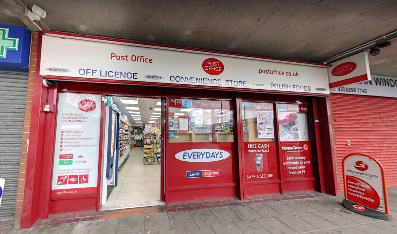 Hanworth Post Office