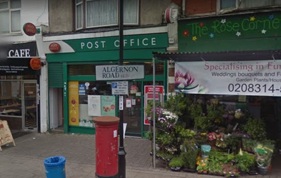 Ladywell Road Post Office