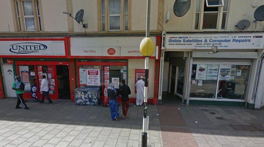 Stapleton Road Post Office