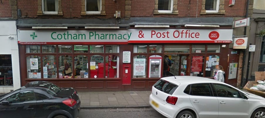 Cotham Hill Post Office