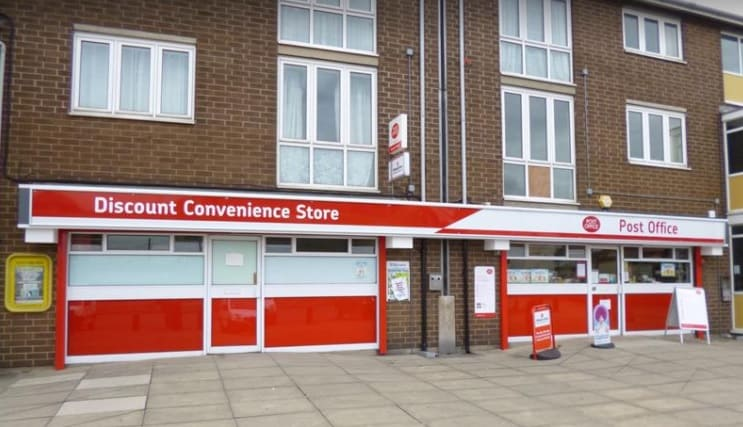 Wakefield Post Office